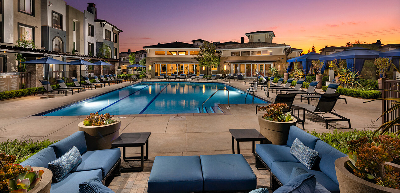 The Core Apartments at Sycamore Canyon